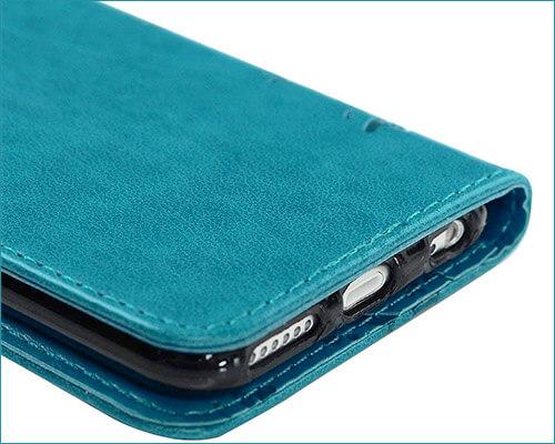 MOLLYCOOCLE iPhone 6-6s Folio Case