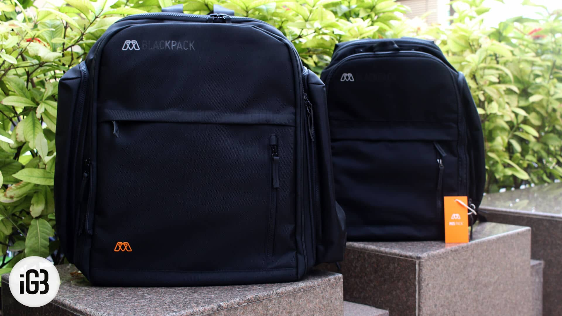 MOS Blackpack Review
