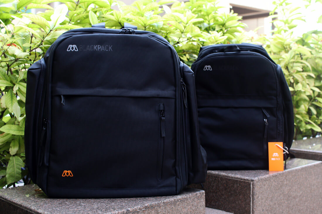 MOS Blackpack for Techie