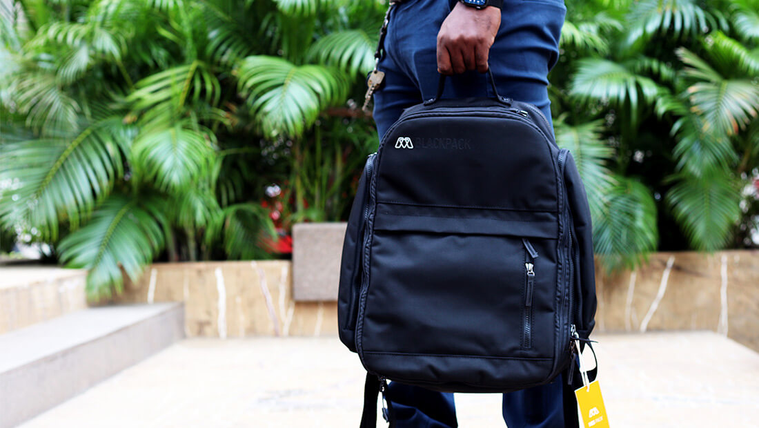 MOS Blackpack is most durable backpack