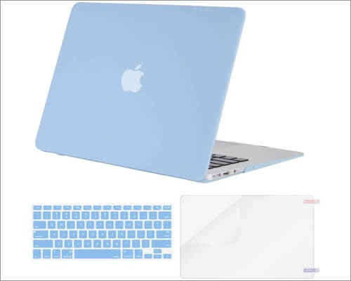 MOSISO Hard Shell Case for Macbook Air 13 Inch