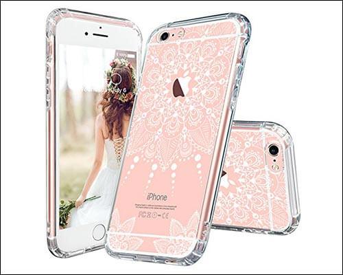 MOSNOVO iPhone 6-6s Transparent Case