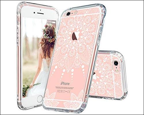 MOSNOVO iPhone 6 Plus Tranparent Case