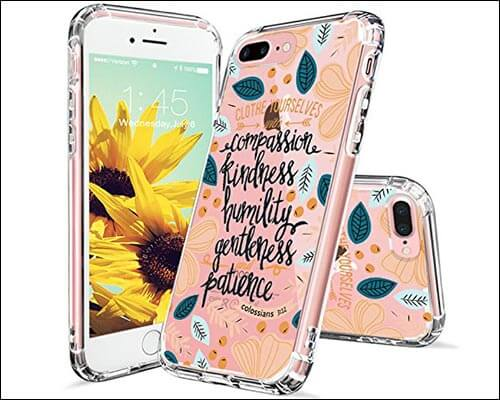 MOSNOVO iPhone 8 Plus Case for Female
