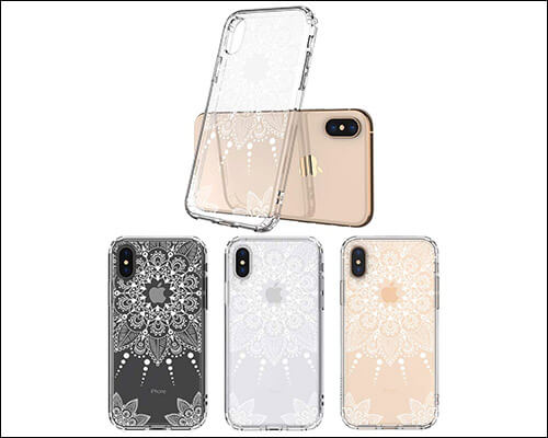 MOSNOVO iPhone Xs Case for Girls