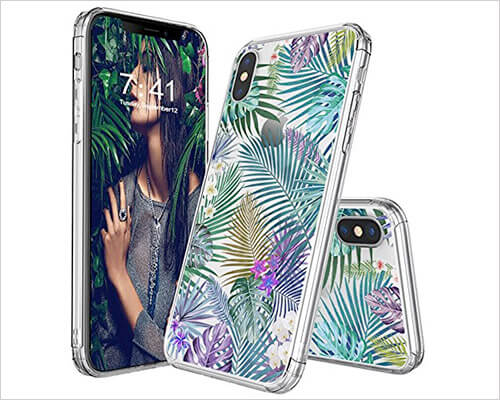MOSNOVO iPhone Xs Designer Case