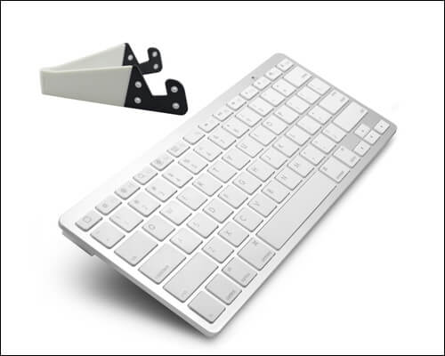 MOTONG Bluetooth Keyboard for iPhone 6 and 6 Plus
