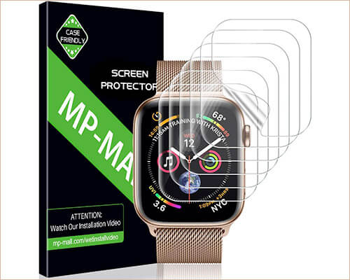 MP-MALL Screen Protector for Apple Watch