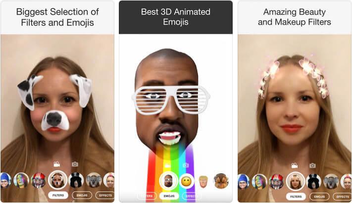 MRRMRR Face Swap iPhone and iPad App Screenshot