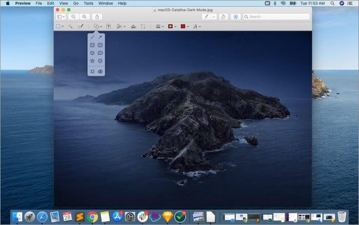 Mac Preview App Screenshot