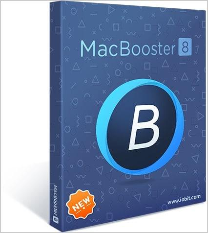 MacBooster 8 app for Mac maintenance