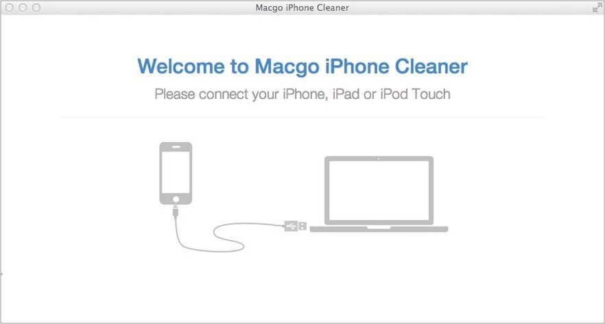 Macgo iPhone Storage Cleaners for Mac and Windows