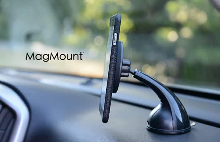 MagMount iPhone 6, 6s, 6 Plus and 6s Plus Car Mount