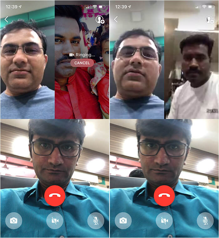 Make Group Audio and Video Calls in WhatsApp