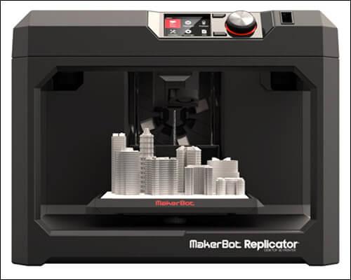 MakerBot Industrial 3D Printer
