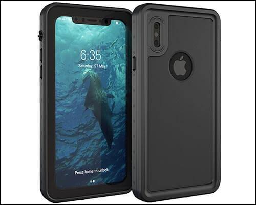 Mangix iPhone X Waterproof Case