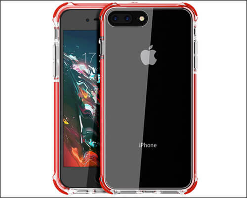 Mateprox iPhone 7 Plus Bumper Case