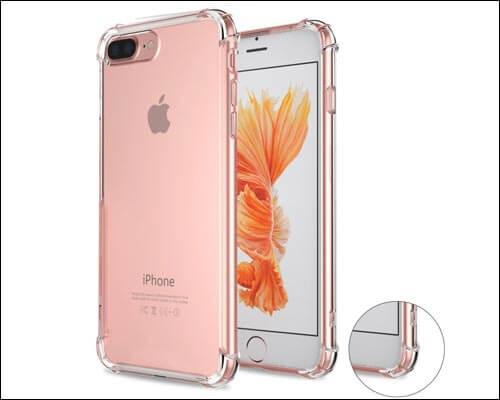 Matone iPhone 7 Plus Clear Case