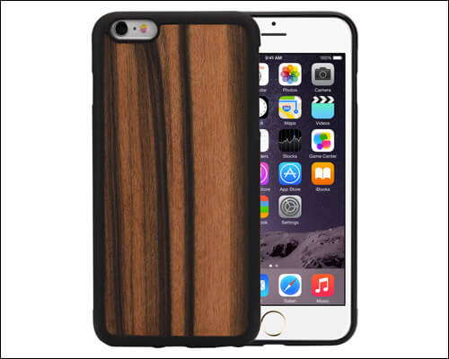 Max-king iPhone 6, 6s Plus Wooden Case