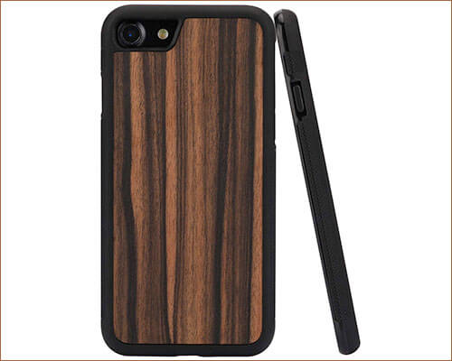 Max-king iPhone 8 Wooden Case