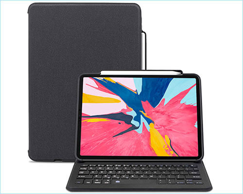 Maxace Keyboard Case for 12.9 inch iPad Pro 2018