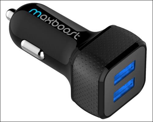 Maxboost iPad Car Charger
