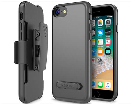 Maxboost iPhone 8 Belt Clip Case