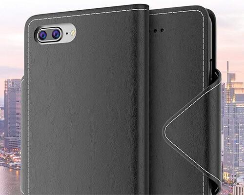 Maxboost iPhone 8 Plus Folio Case