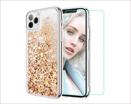Maxdara iPhone 11 Pro Max Women Glitter Case