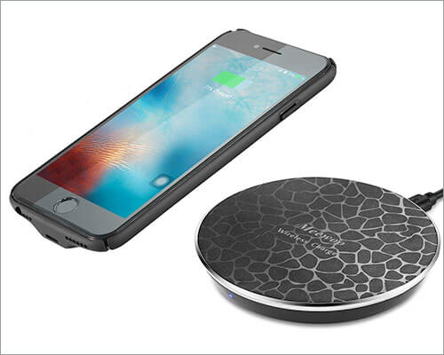 Meewoo iPhone 6s Plus Wireless Charging Case