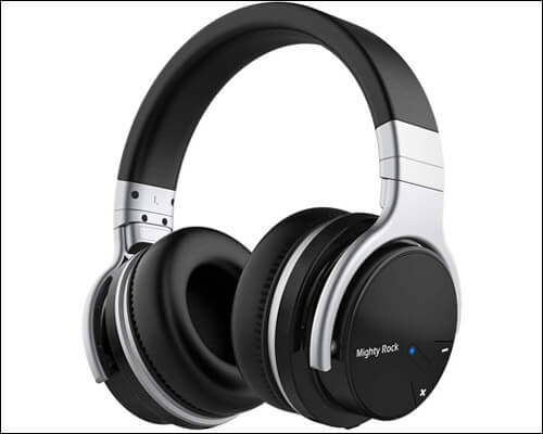 Meidong Noise Cancelling Bluetooth Headphones for Apple TV