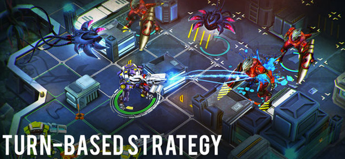 Mercs of Boom iPhone and iPad Turn Based Strategy Game Screenshot
