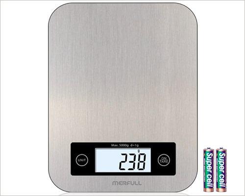 Merfull Digital Kitchen Scale