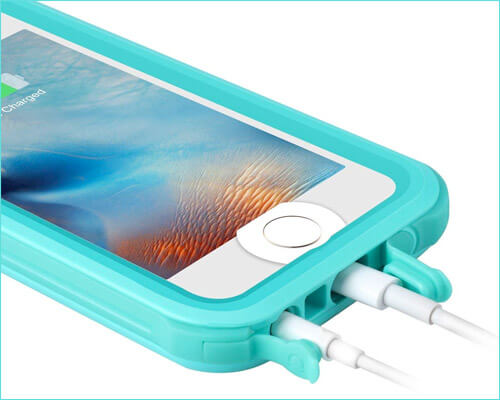 Meritcase Waterproof Case for iPhone SE and iPhone 5s