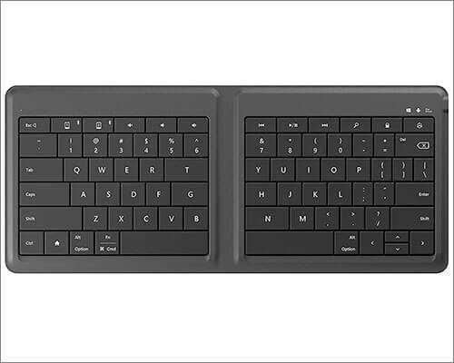 Microsoft Bluetooth Keyboard for iPhone 6 and 6 Plus