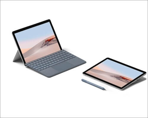 Microsoft Surface GO 2 laptops for students