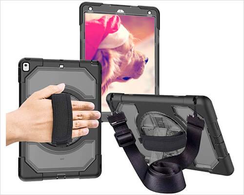 Miesherk 10.5-inch iPad Air Heavy Duty Case