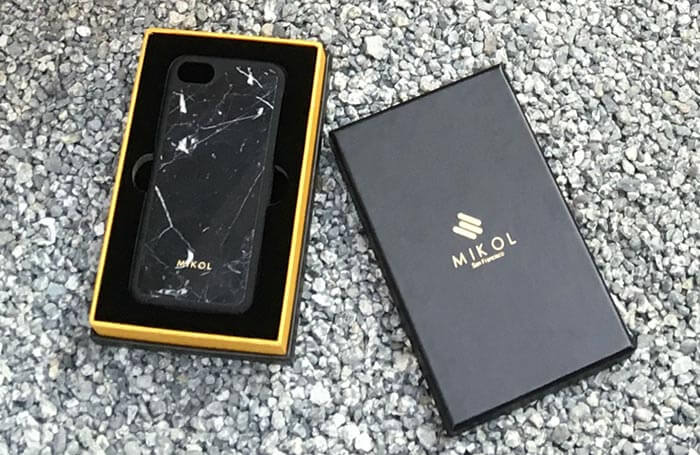 Mikol Marble Case for iPhone 7-7 Plus