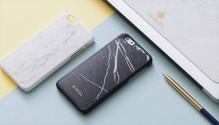 Mikol iPhone 7-7 Plus Marble Case Design