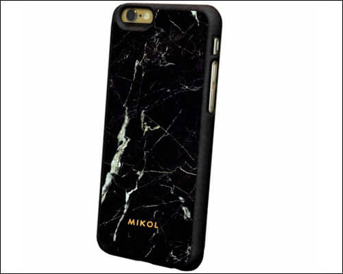 Mikol iPhone 7 Marble Case