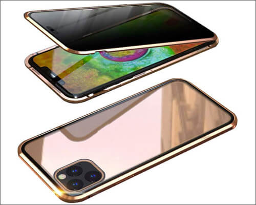Mimei iPhone 11 Pro Magnetic Case