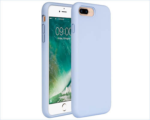 Miracase iPhone 7 Plus Silicon Case
