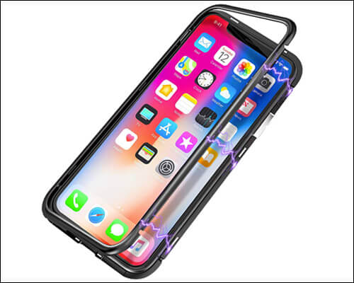 Misscase iPhone Xs Max Magnetic Case