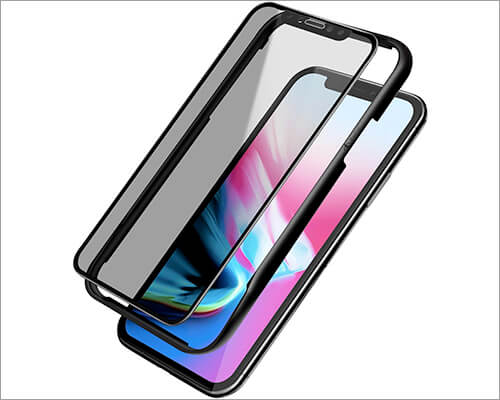 Missfeel Privacy Screen Protector for iPhone X-Xs