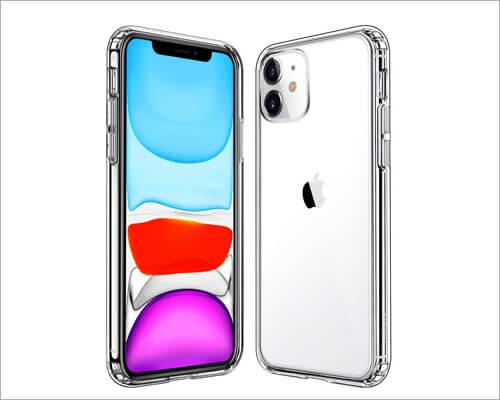 Mkeke iPhone 11 Clear Cheap Case