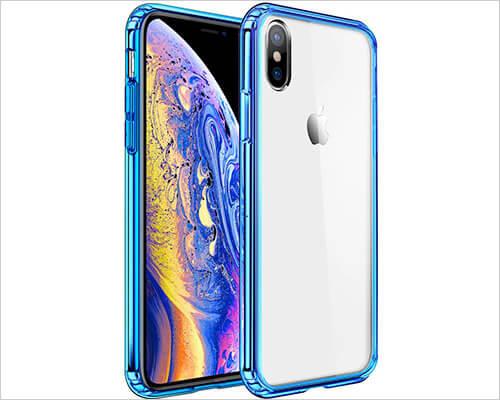 Mkeke iPhone Xs Bumper Case