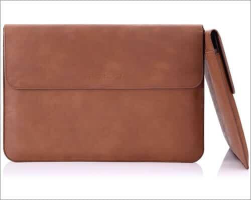 MoKo Leather Sleeve for iPad Pro 12.9-inch