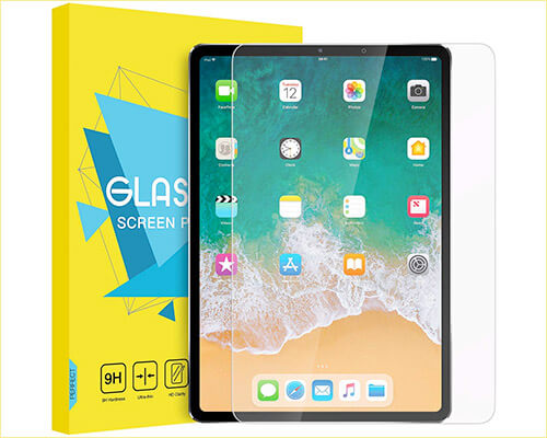 MoKo Tempered Glass Screen Protector for iPad Pro 11-inch