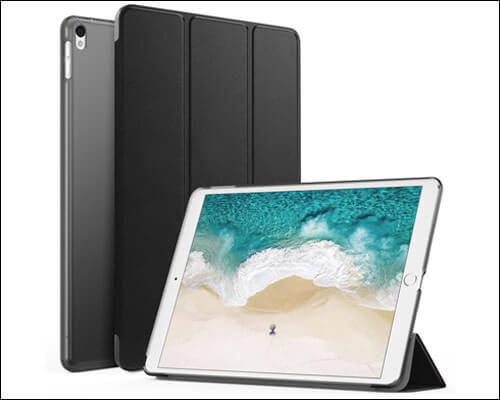 MoKo iPad Pro 10.5 Inch Leather Case