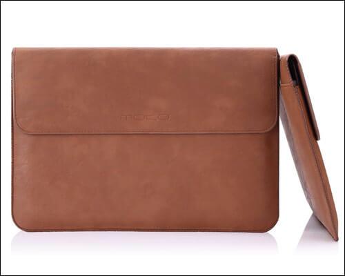 MoKo iPad Pro 10.5 inch Leather Sleeve